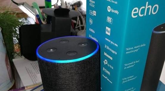 Hogar: Alexa, el altavoz inteligente AmazonEcho
