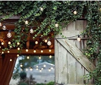 luces boda